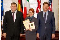«Жилфонд» удостоен Золотой медали «ГЕММА – 2015»
